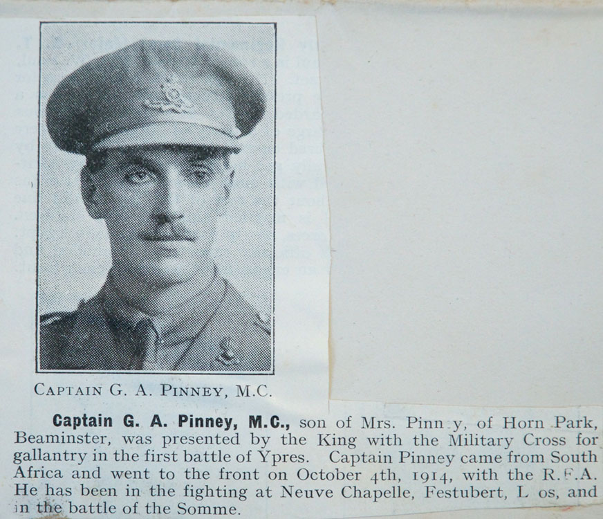 Ambrose Pinney